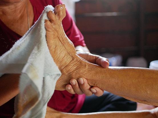 Avoid Complications: Getting Rid of Diabetic Foot